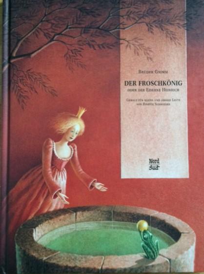 Froschkönig Binette Schröder