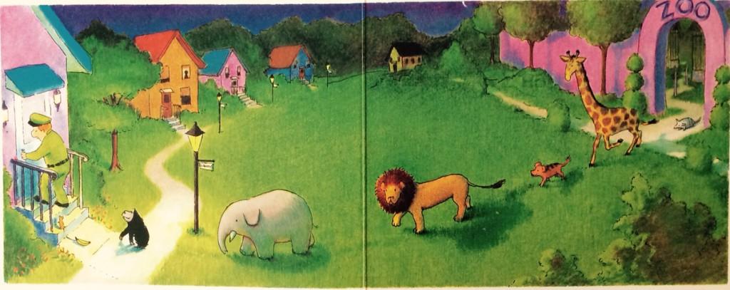 Gute Nacht Gorilla von Peggy Rathmann
