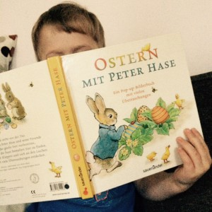 Ostern mit Peter hase Beatrix Potter