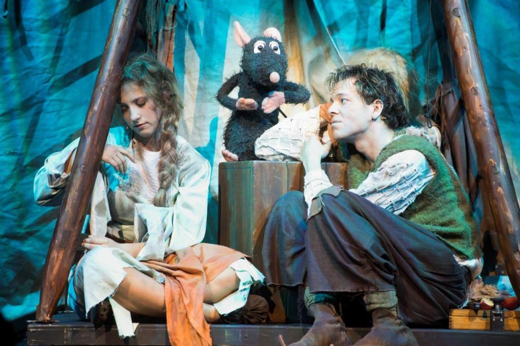 Der kleine Störtebeker im Shcmidt Theater
