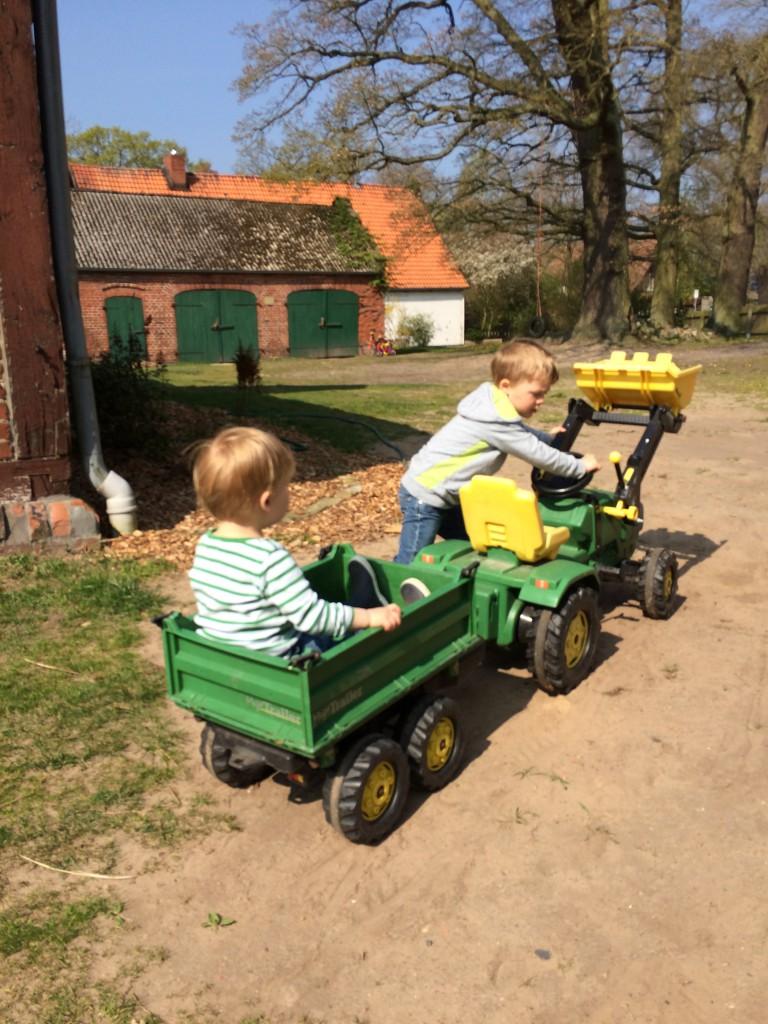 Bauernhof Wendland