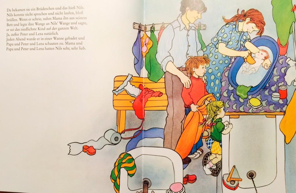 Astrid Lindgren ich will auch Geschwister haben