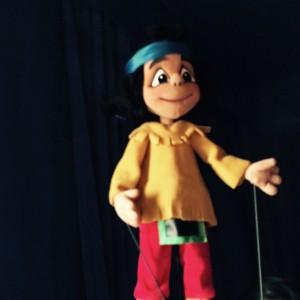 Yakari Puppentheater Yakari Puppe