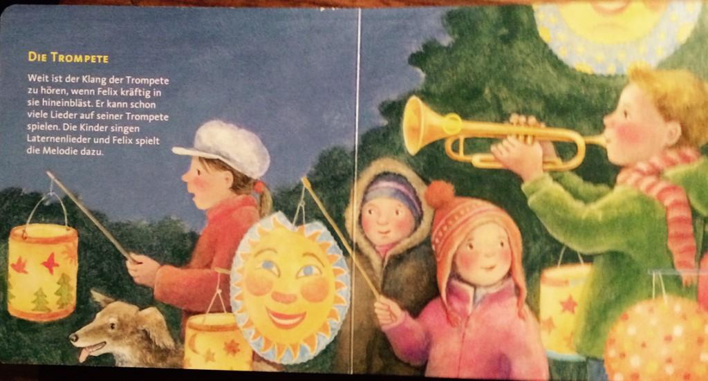 Hör mal Unsere Musik Carlsen Trompete