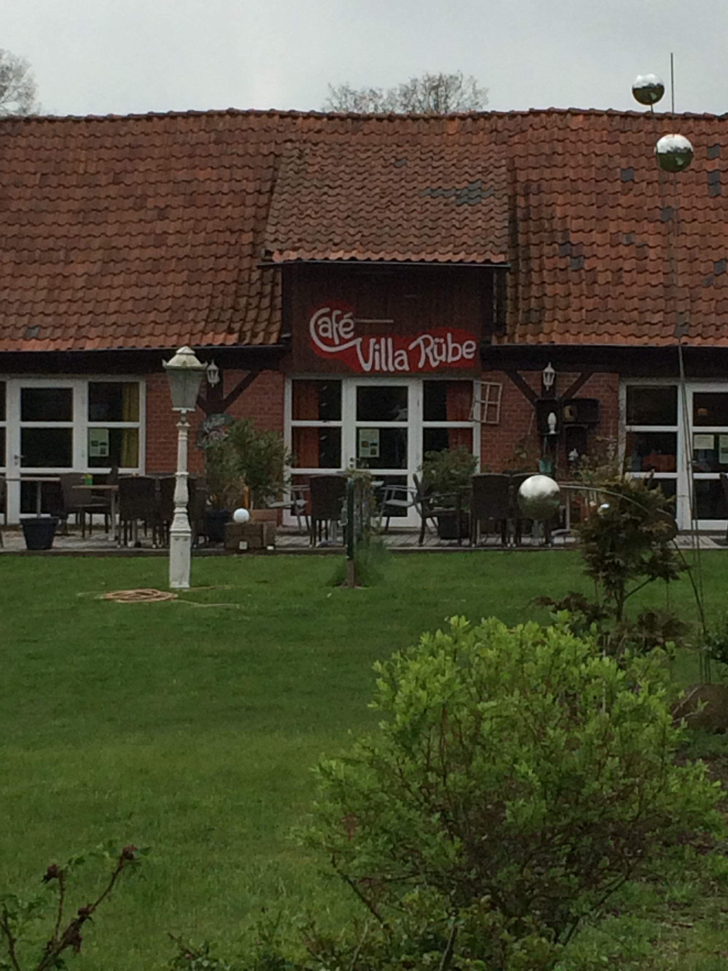 Cafe Villa Rübe Bad Bevensen