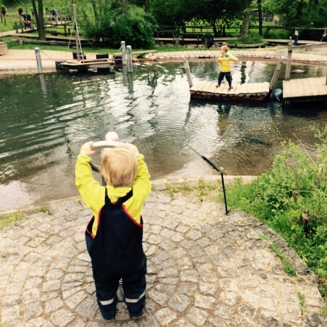 Wasserspielplatz Kiekeberg
