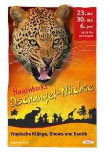 Dschungelnächte Hagenbeck