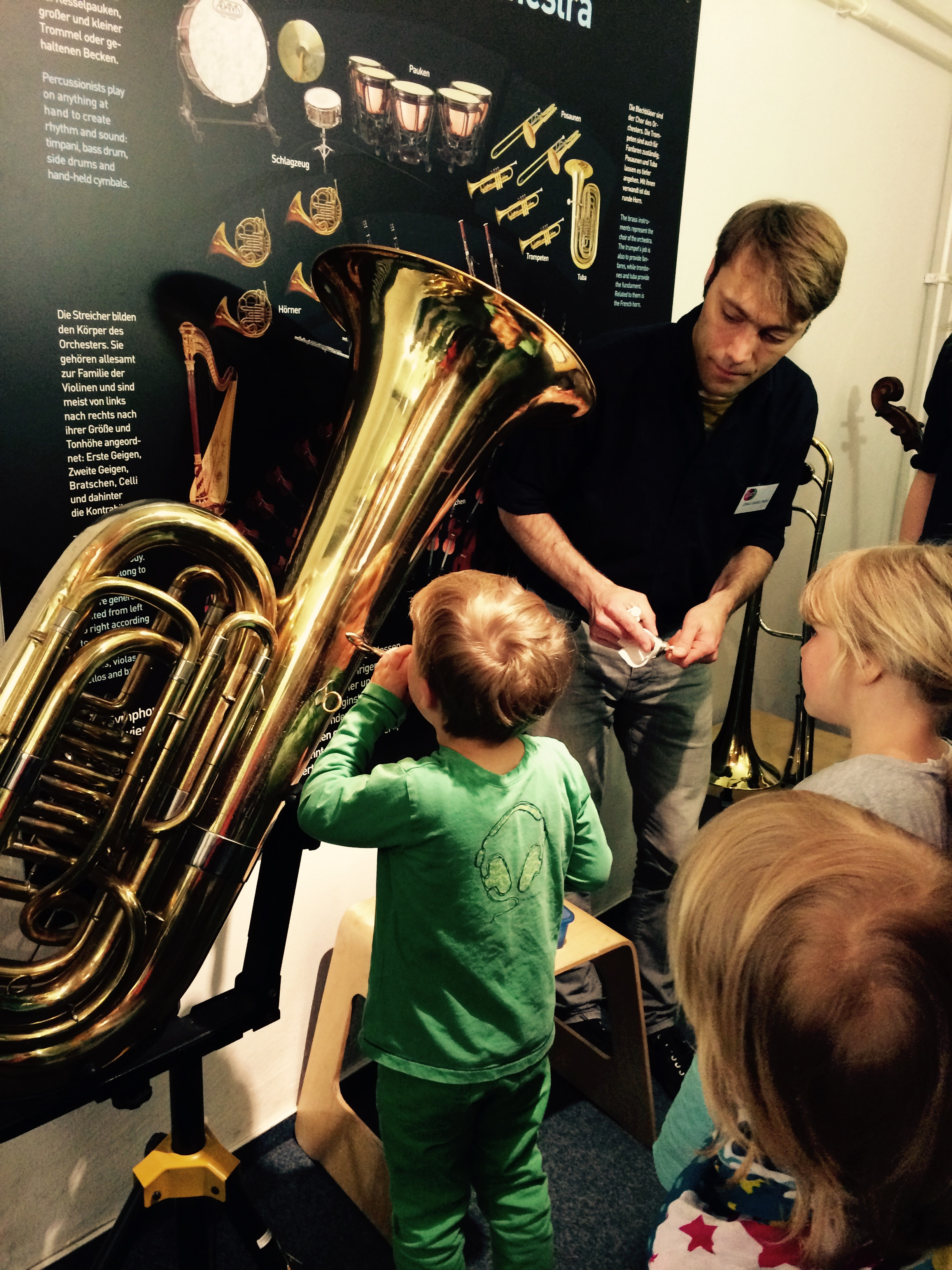Klingendes Museum Tuba