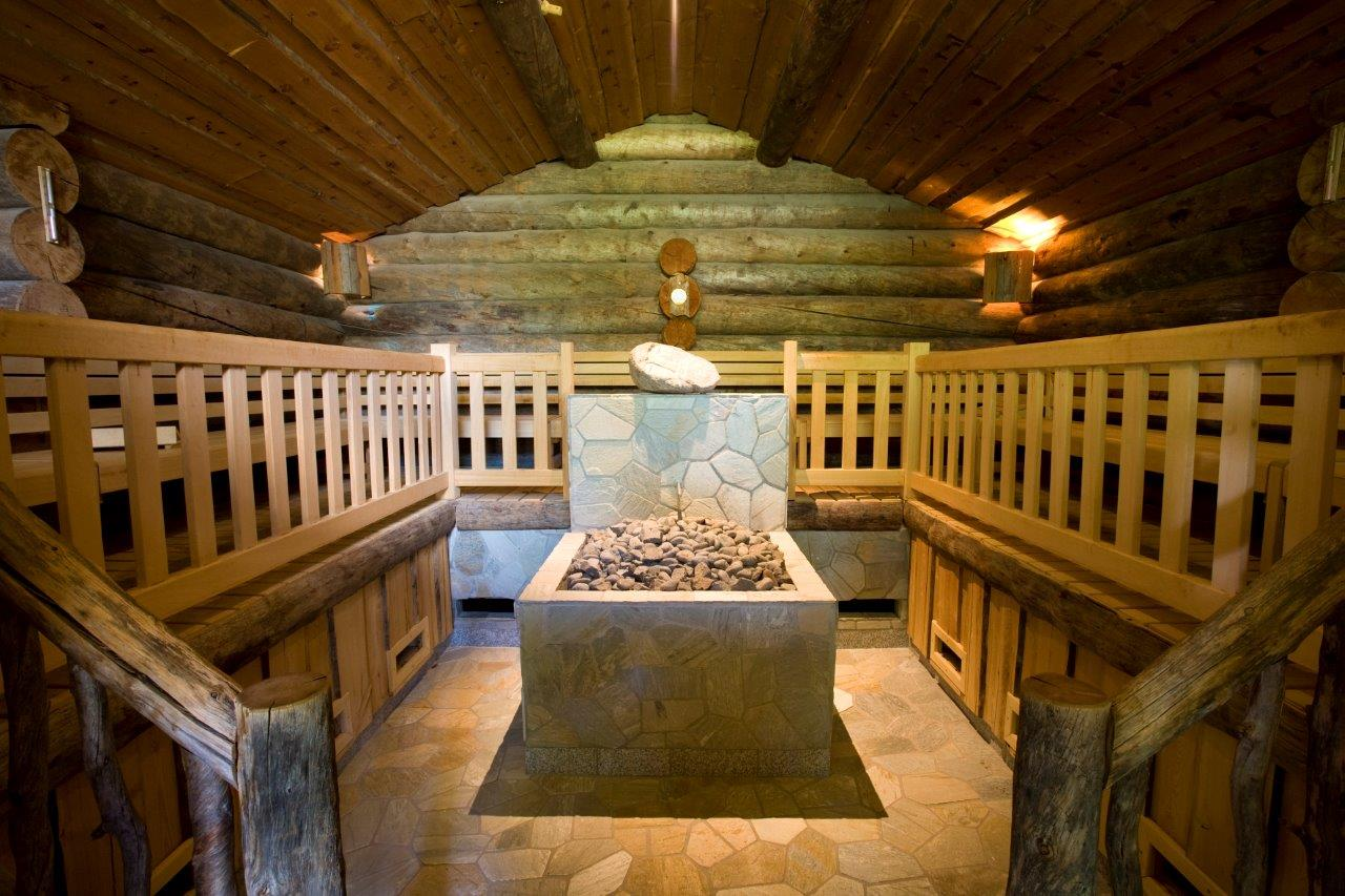 Heiß und gemütlich - Sauna im Midsommerland