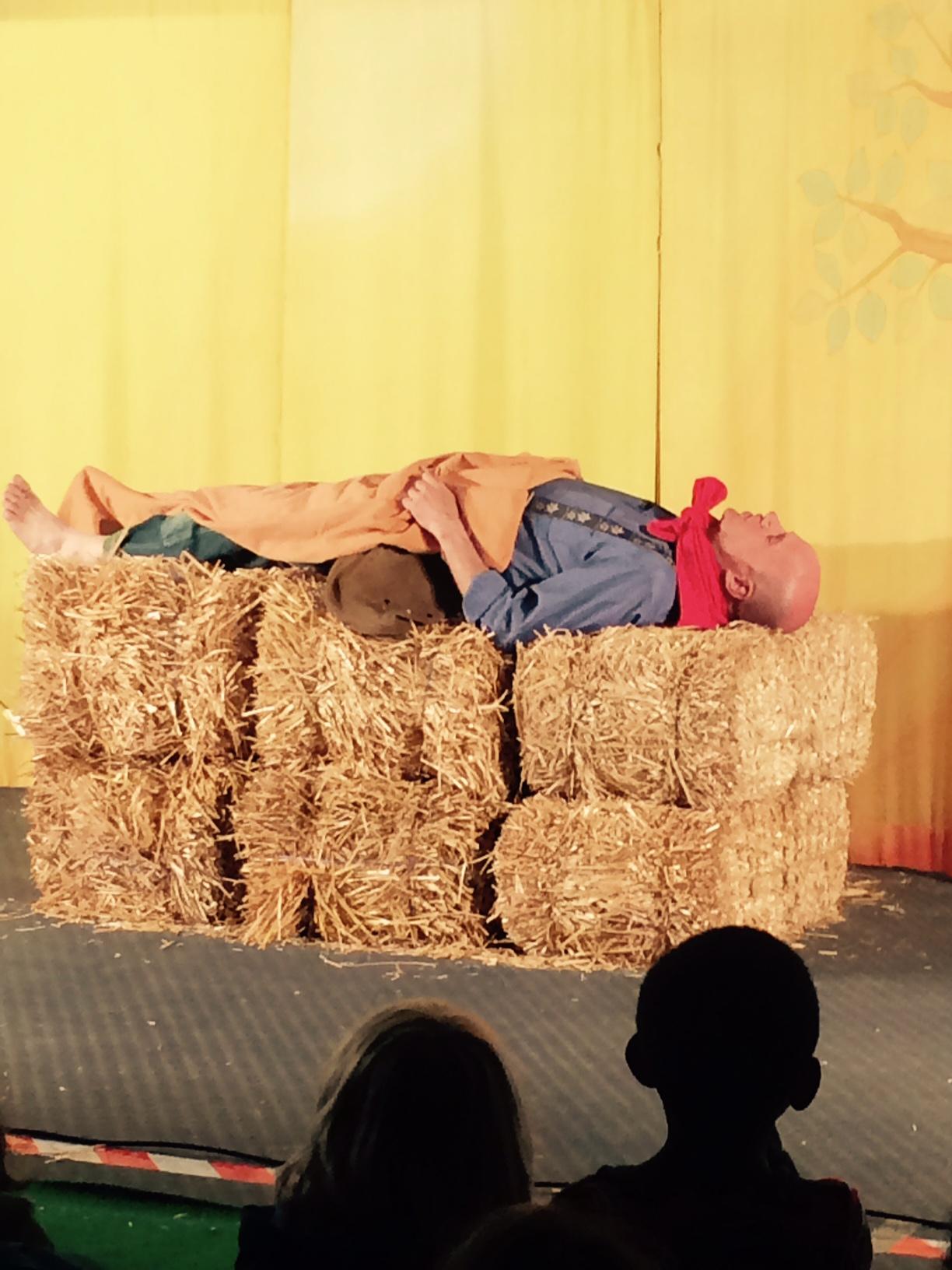 Hans im Glück Theater Wallanlangen