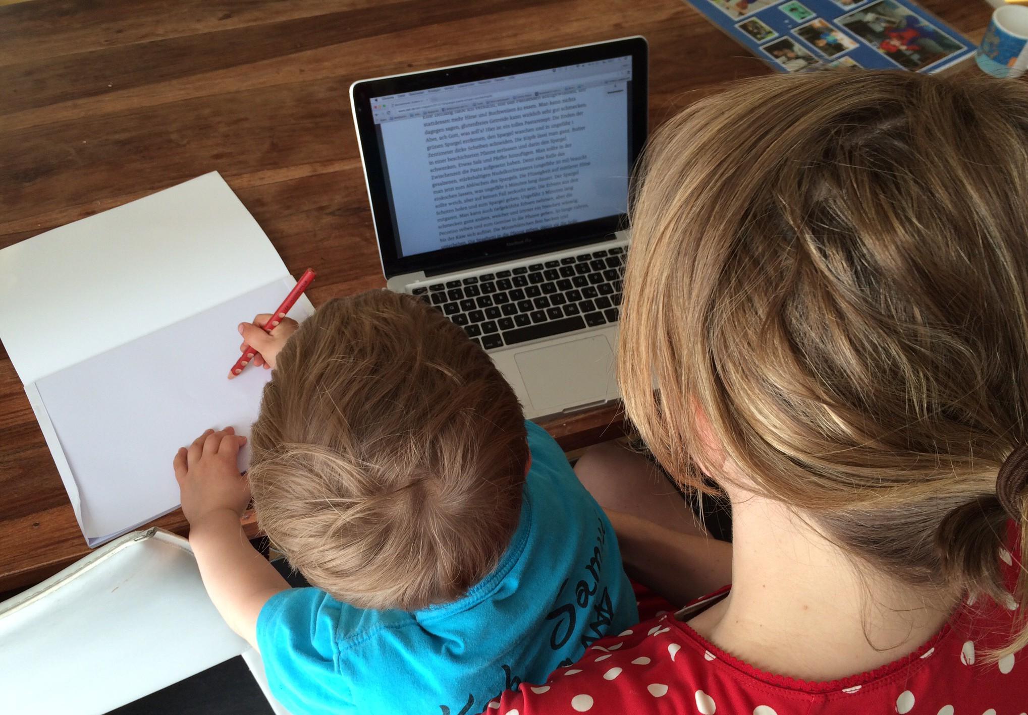 Vereinbarkeit kind Beruf