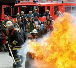 Feuerwehrfest Pöseldorf