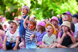 Laut und Luise Kinderfest Musikfest