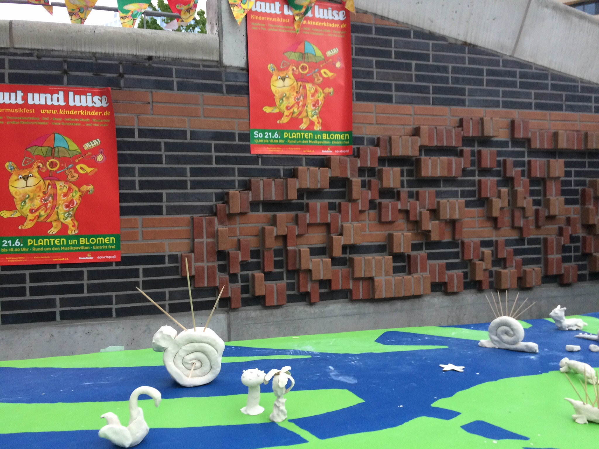 Bautraum Kinder Baustelle Hafencity