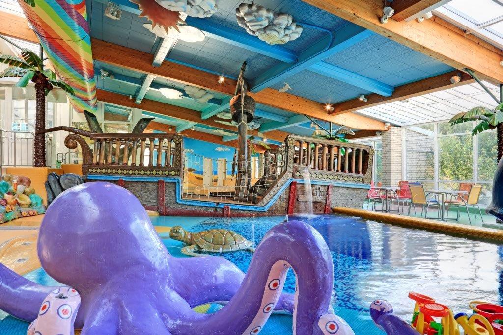 Bäderland Parkbad Volkspark schwimmen Schwimmbad Kinderbereich