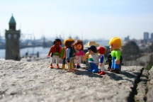 Hamburg Kinder Playmobil Hamburger Hafen