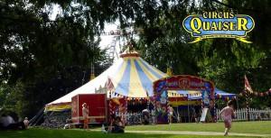 Cirkus Quaiser Zirkus Wallanlagen
