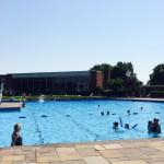 Schwimmbad 7: Finkenwerder