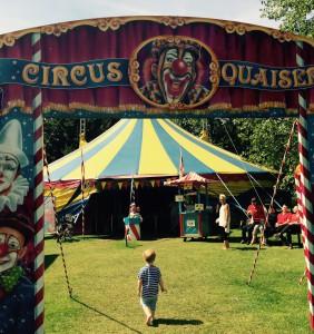 Zirkus Quaiser Wallanalagen