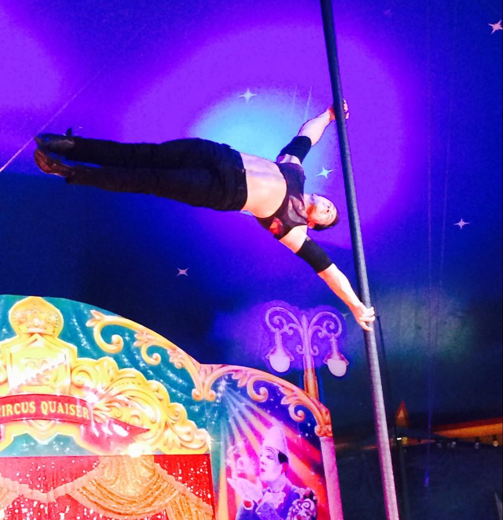 Circus Quaiser Artist