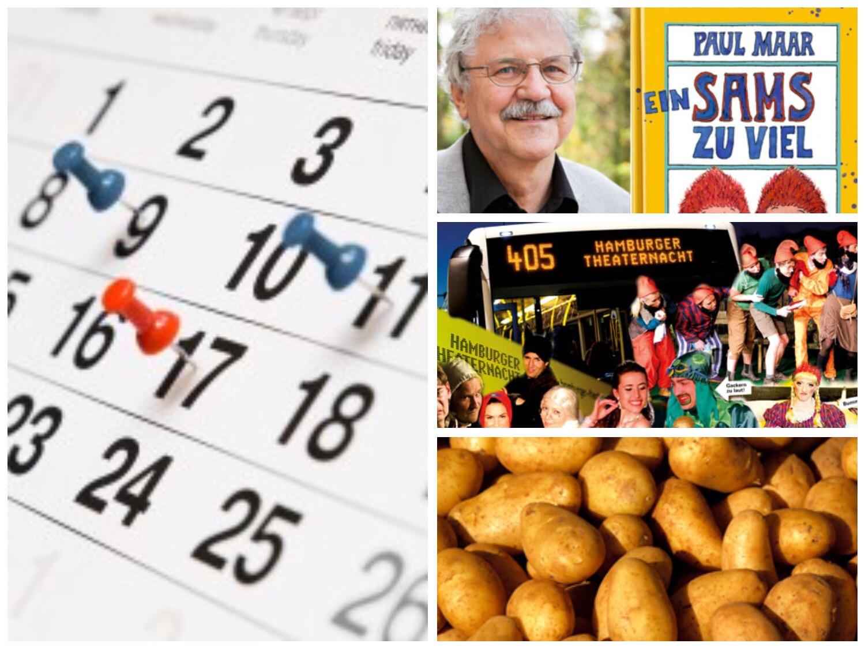 Paul Maar Theaternacht Kartoffeln Gut wulksfelde
