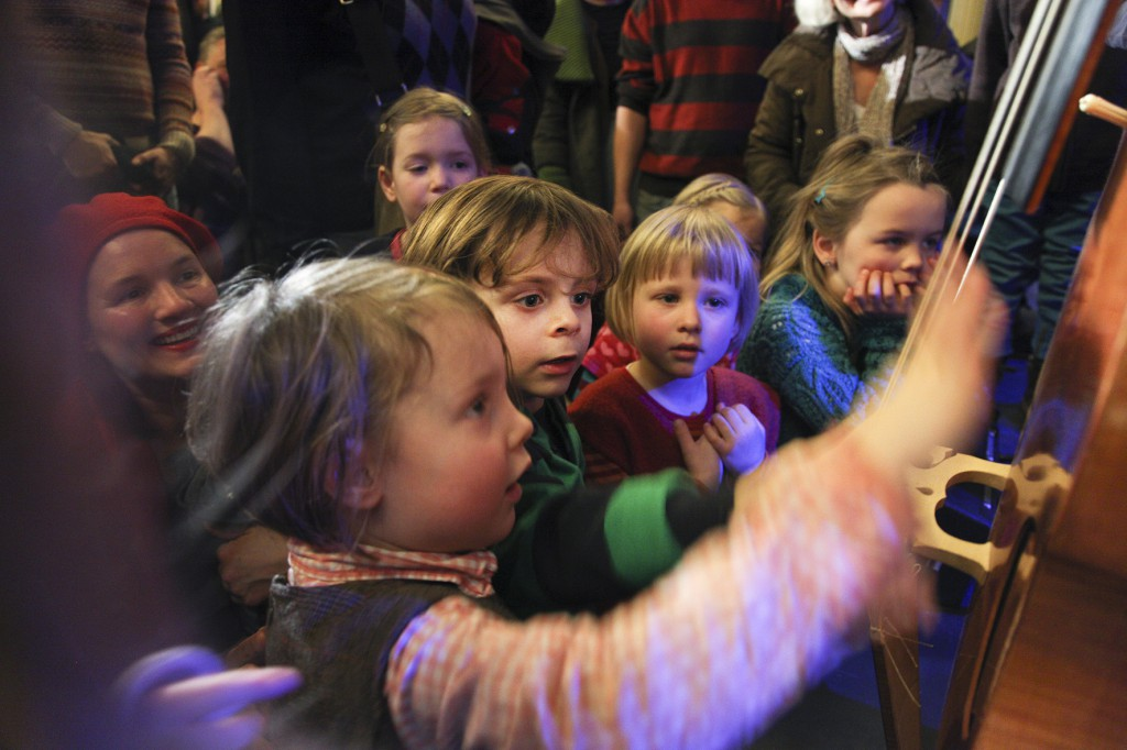 Laeiszhalle Elbphilharmionie Hereinspaziert Kinderkonzert
