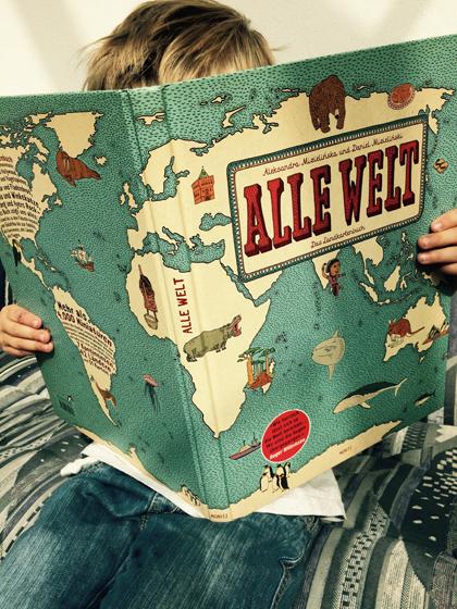 alle welt landkartebuch atlas für kinder