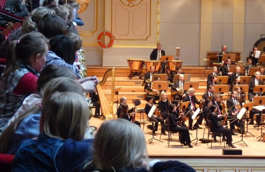 Kinder Konzert Zeitreise