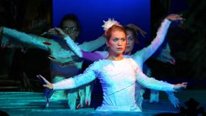 Märchen vom Schwanensee Theater für Kinder