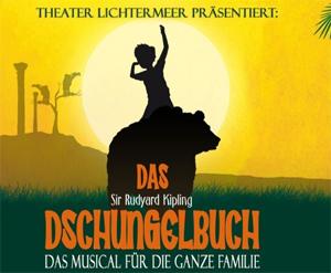 Musical Dschungelbuch Theater Lichtermeer Hafencity