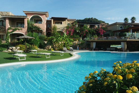Hotel Mariposas Villasimius Sardinien