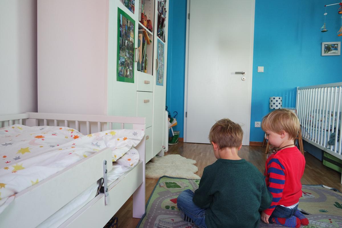 Kinderzimmer für Geschwister - Ahoikinder