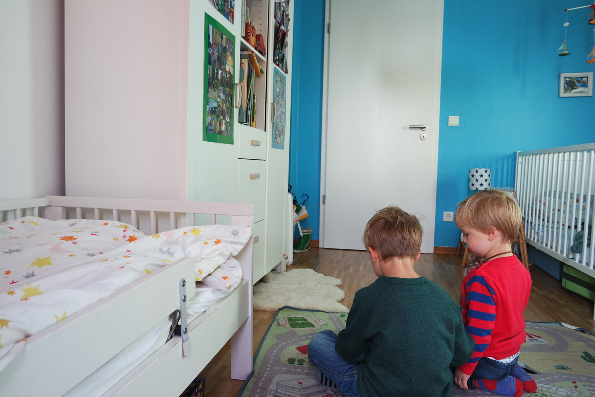 Kinderzimmer Fur Geschwister Ahoikinder