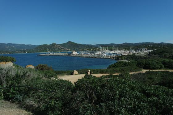 Hafen Villasimius