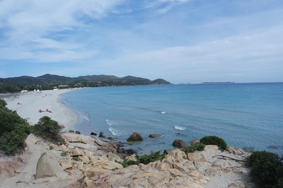 Ausblick Sardinien