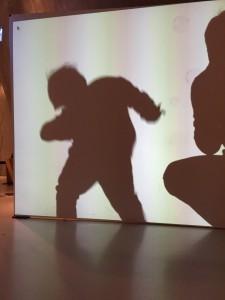 Tanz für den Schatten