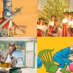 Weihnachtsmärchen und Weihnachtstheater