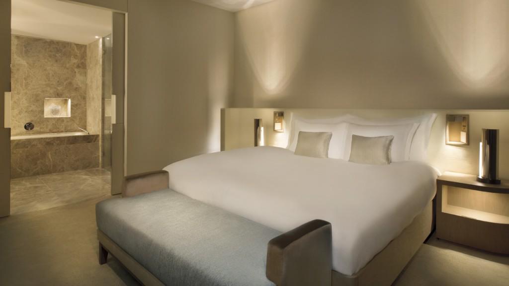 Ritz-Carlton Wolfsburg Zimmer