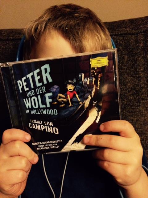 Peter und der Wolf in Hollywood Erzähler Campino