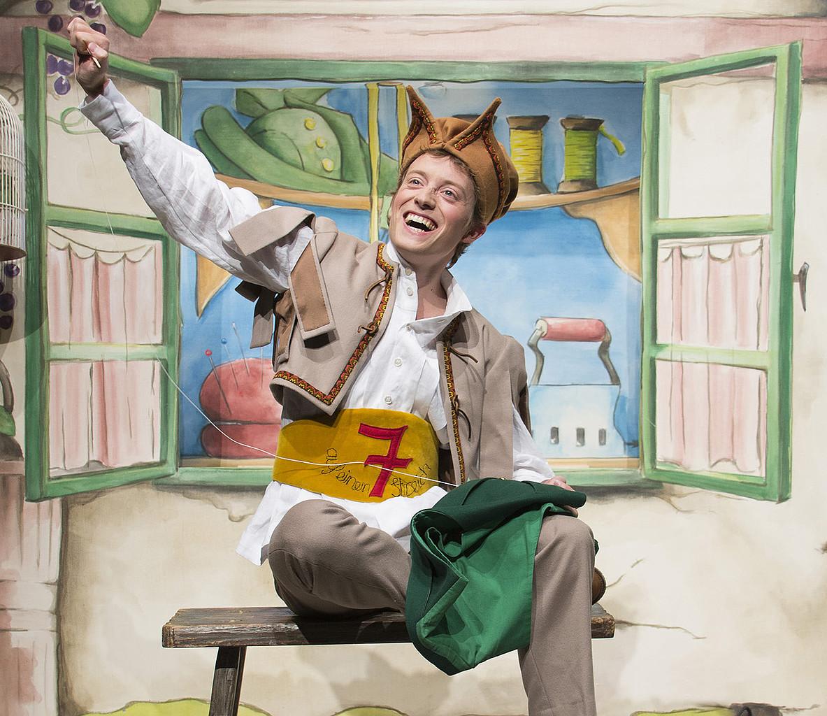 Das tapfere schneiderlein Ohnsorg Theater Weihnachtsmärchen
