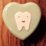 Der Zahn, der wackelt!