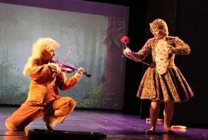 Theater für Kinder Kleiner Dodo was spielst du