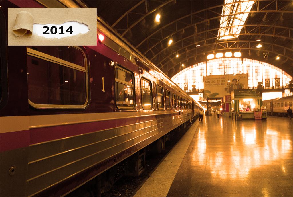 Nachtzug Bangkok Chiang Mai