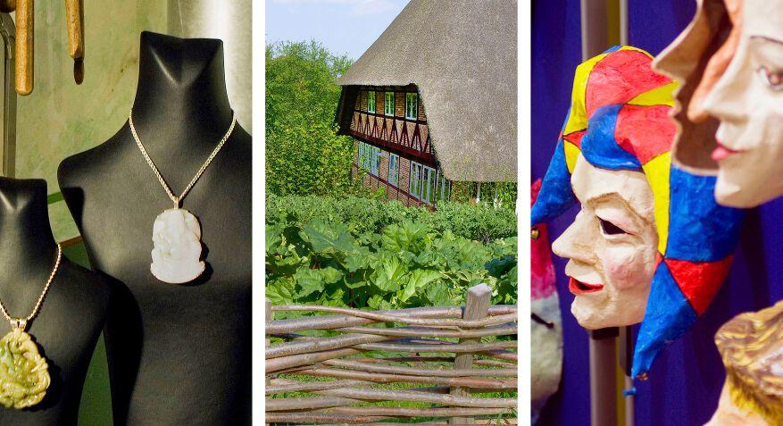 Kunsthandwerkermarkt Freilichtmtmuseum am Kiekeberg