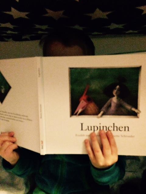 Lupinchen Binette Schröder
