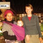 Mama Nathalie oder Reisen in Thailand mit Kindern