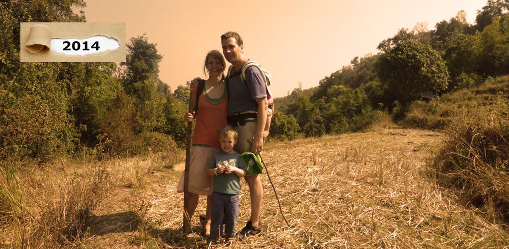 Trecking Familien Thailand