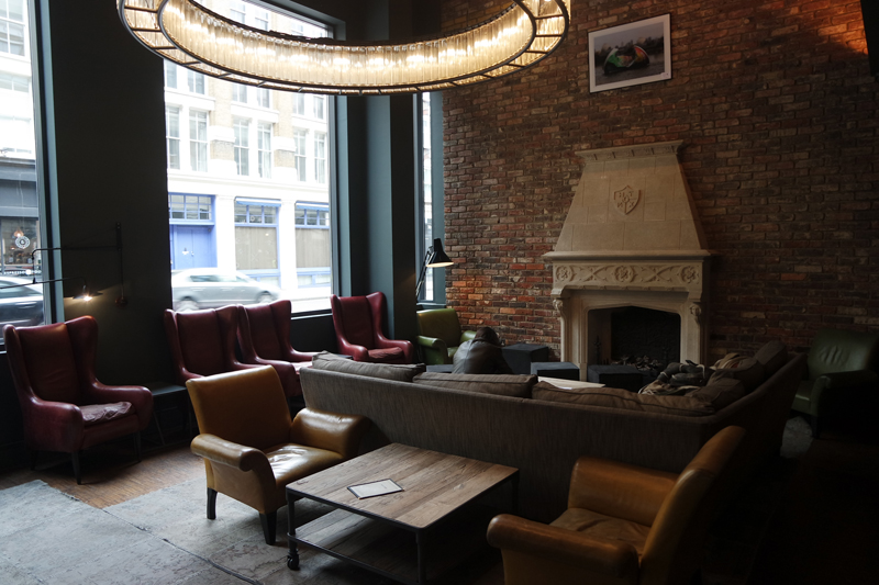The Hoxton Shoreditsch: Lobby