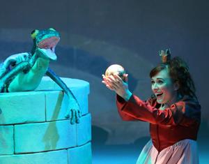 Froschkönig Theater für Kinder