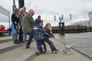 Stadterlebnis Hamburg Hafen für Kinder